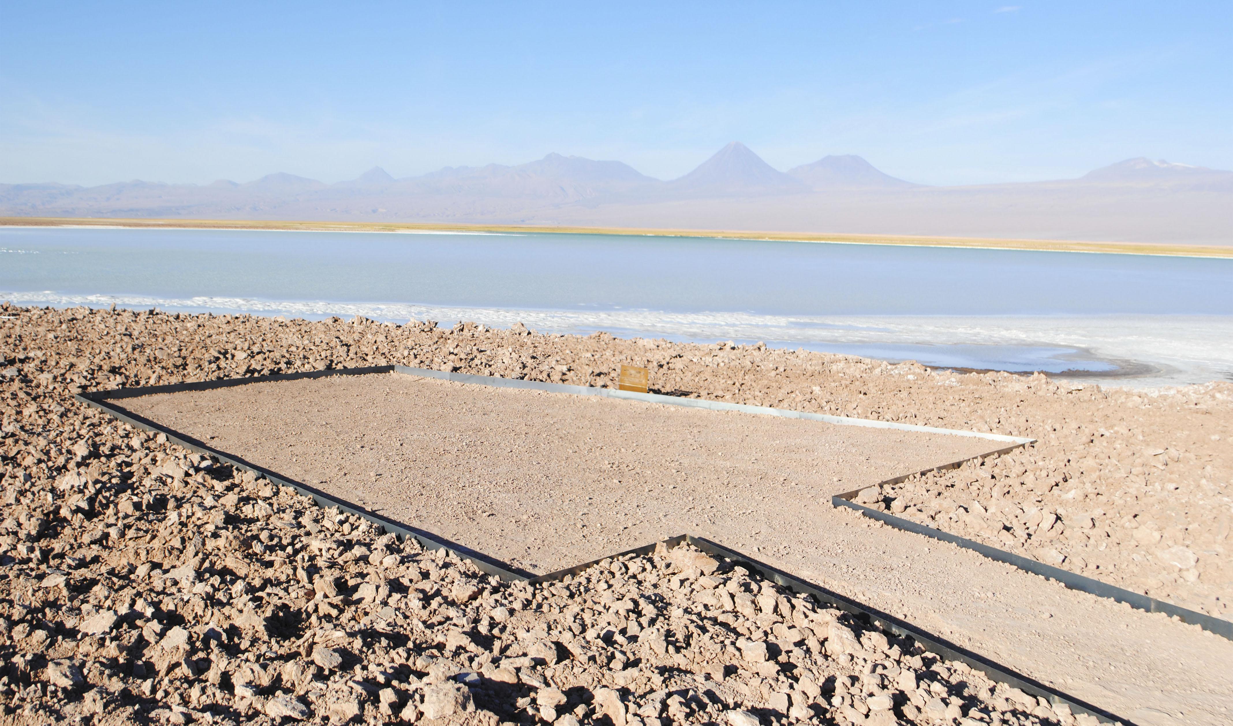 Senderos en Laguna Tebinquinche | Atacama