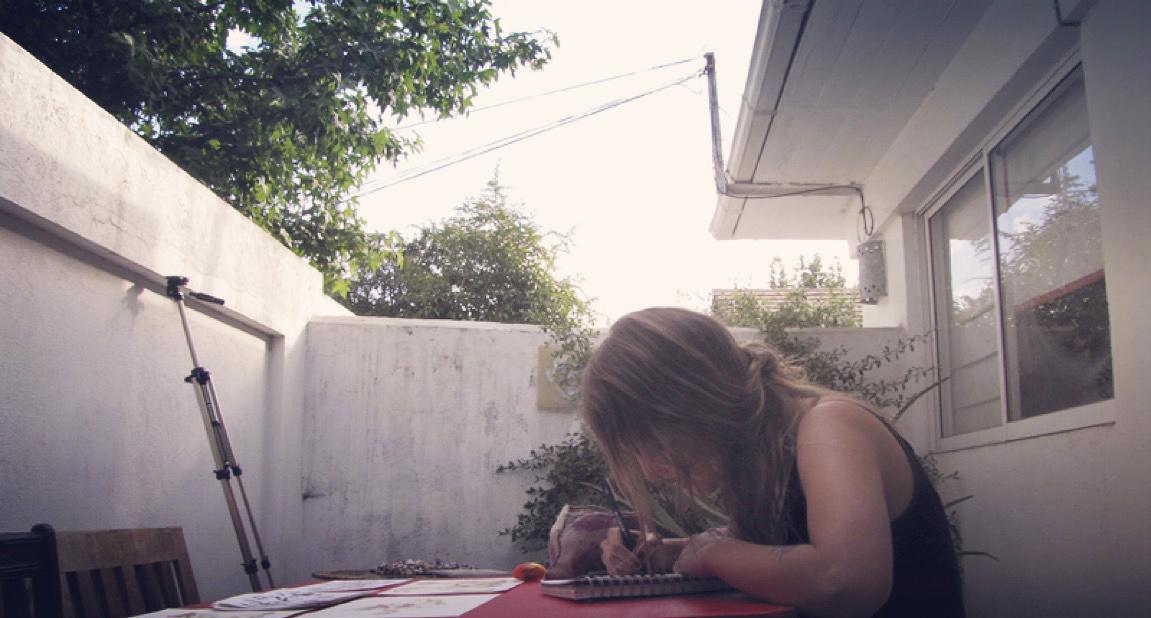 Florencia Vicuña | Representando el (sub) mundo de lo invisible
