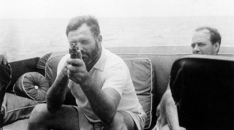 Hemingway y el mar