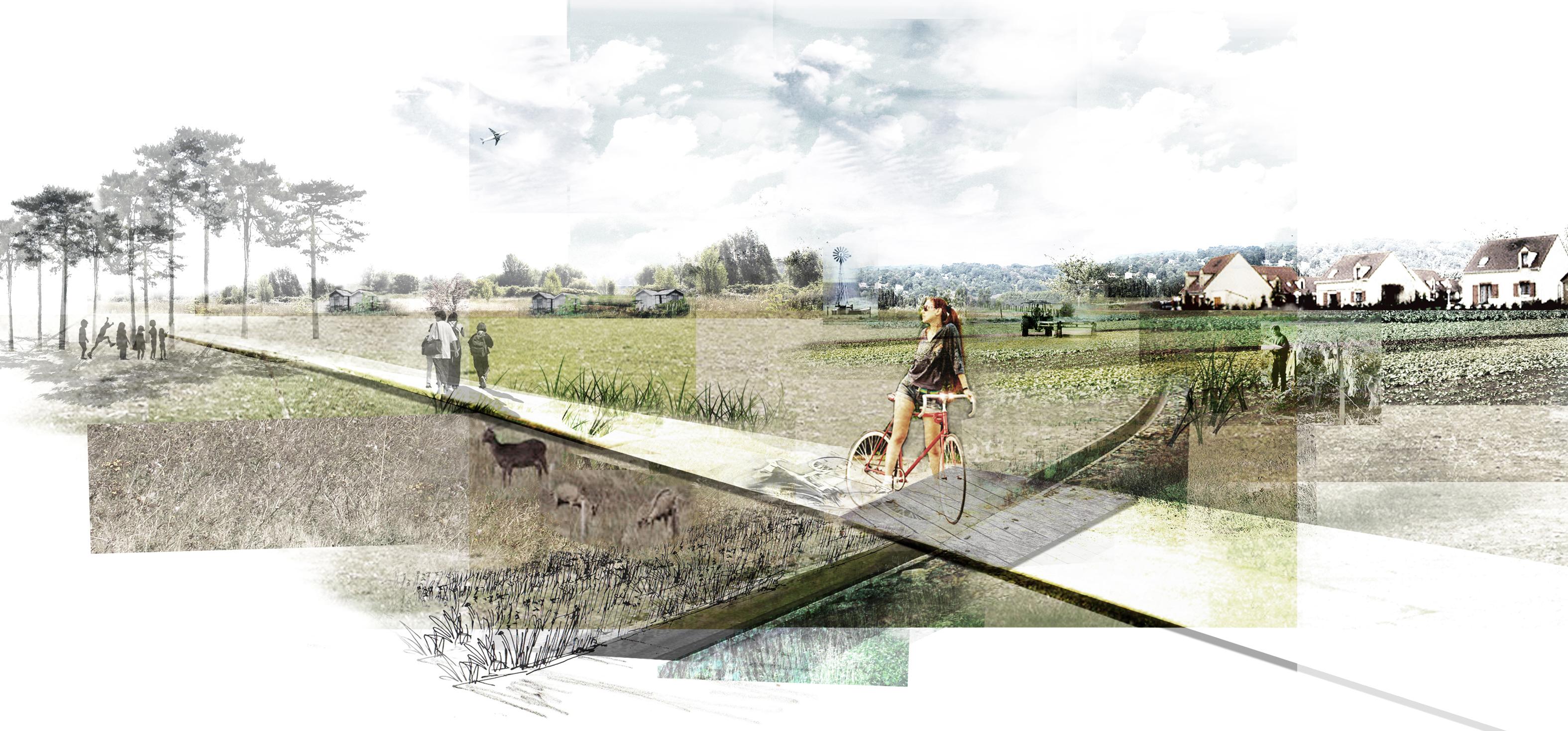 Paloma Stott | La arquitectura del paisaje y el arte de la representación