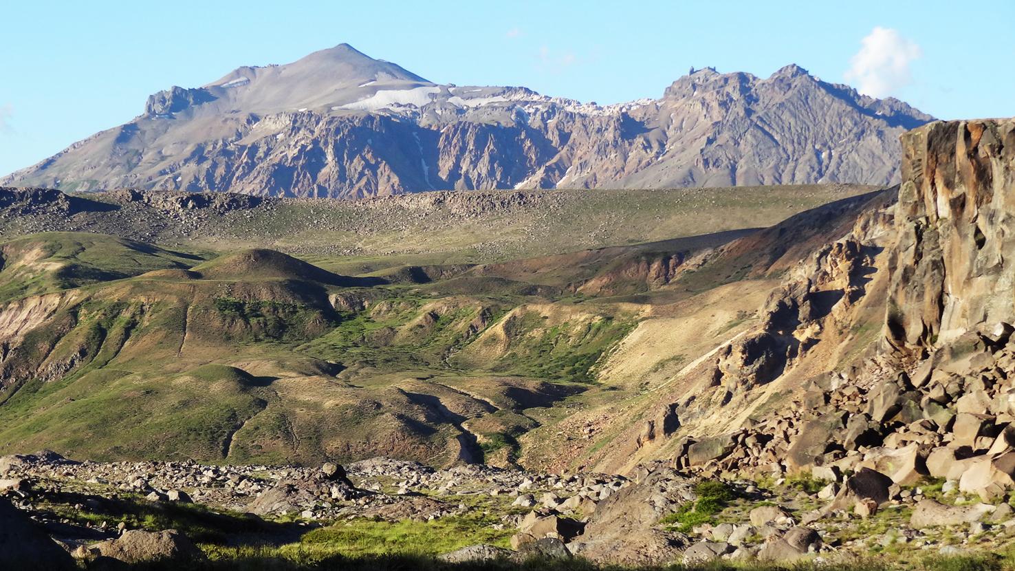 Escalando por el Valle de los Cóndores I VII Región del Maule