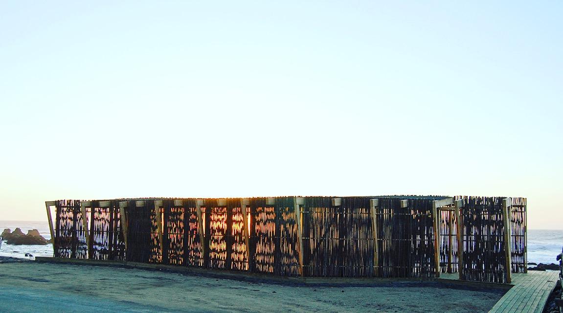 Arquitectura, lugar y economía local: Pabellón Boyeruca | VII Región del Maule