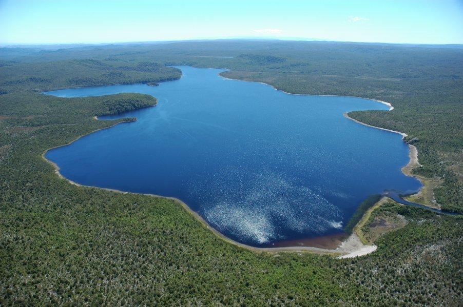 Lago Chaiguaco, Alan Bannister