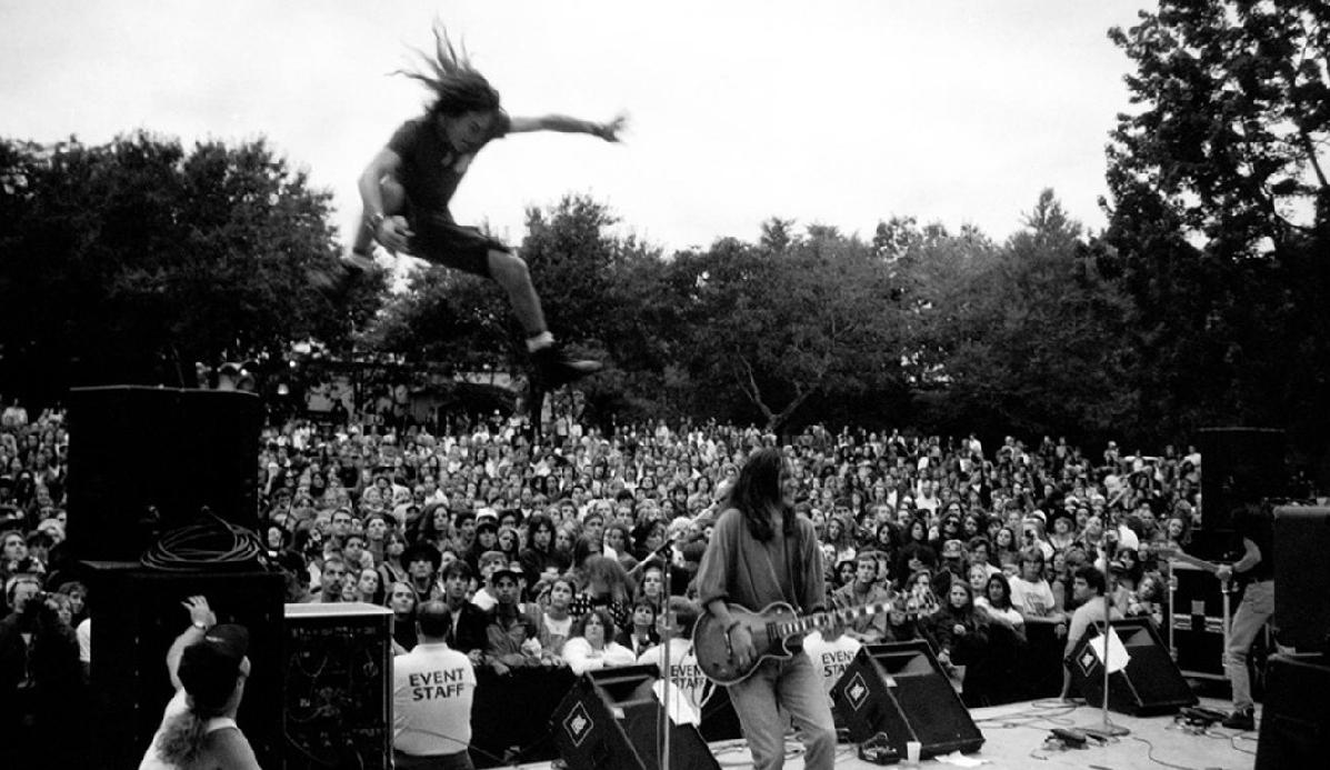Pearl Jam y su pequeña profecía medioambiental