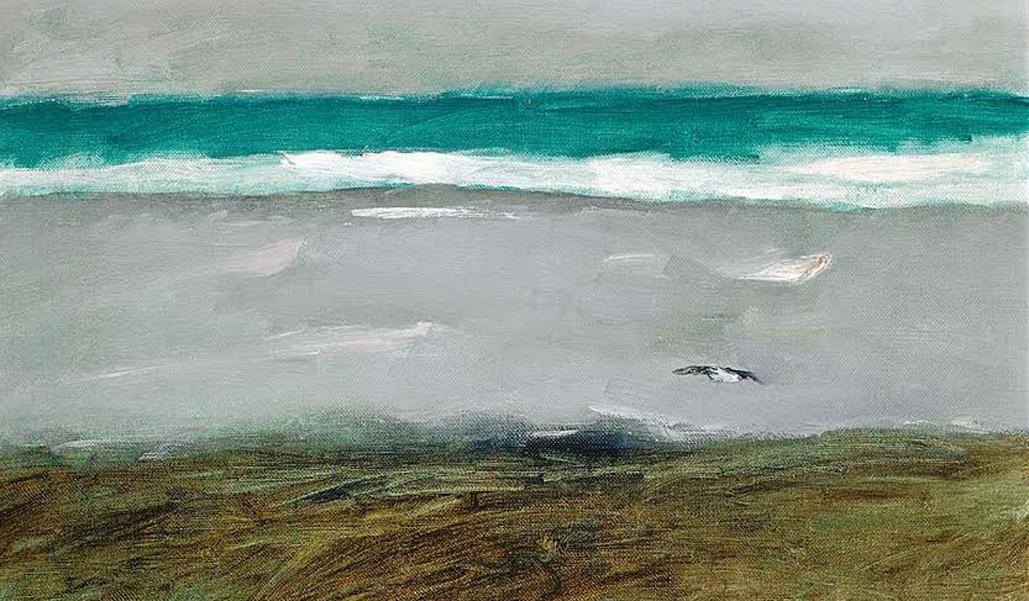 Adolfo Couve: Ojo pintor