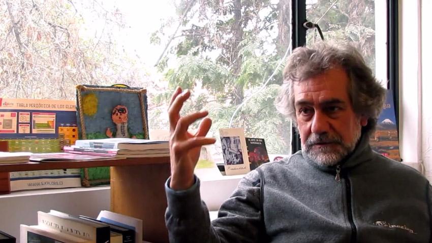 Juan Pablo Orrego | Músico y Ecólogo