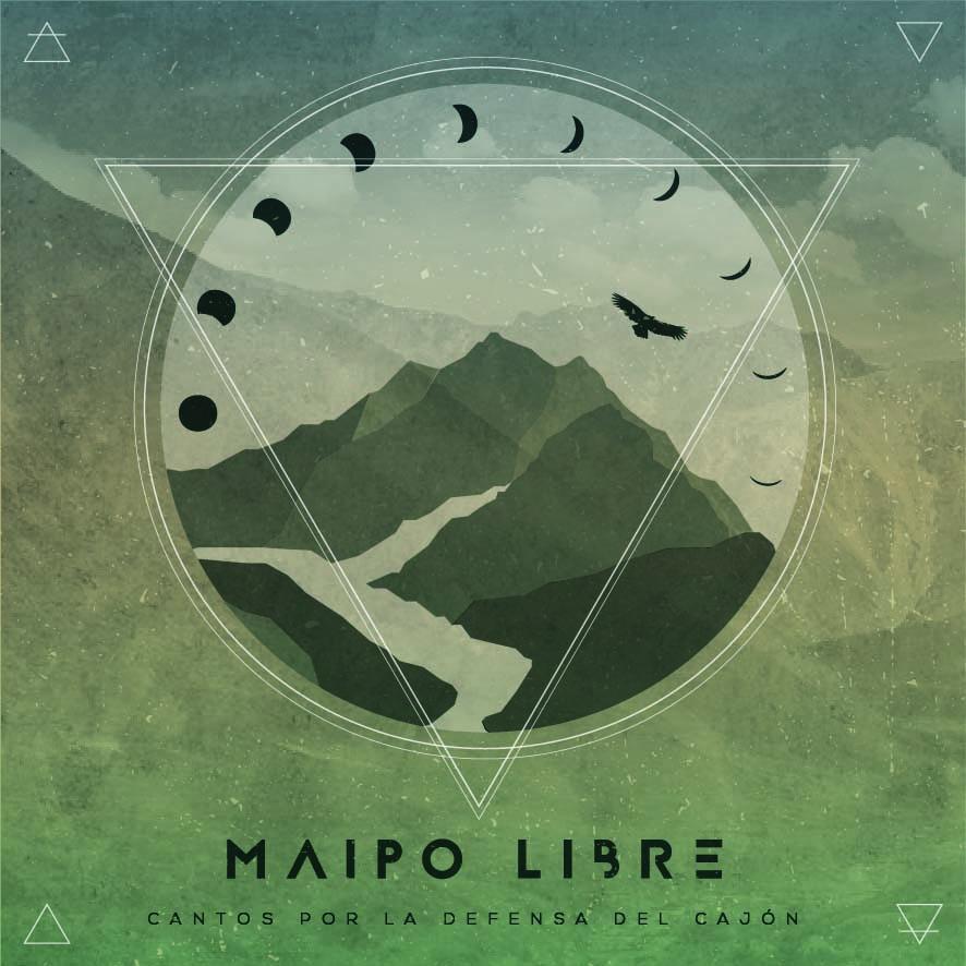 Música para despertar conciencias | Lanzamiento disco 'Maipo Libre, cantos por la defensa del Cajón'