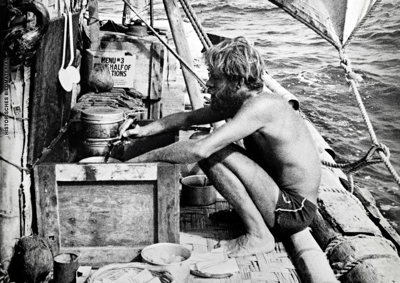 Exploradores | Thor Heyerdahl
