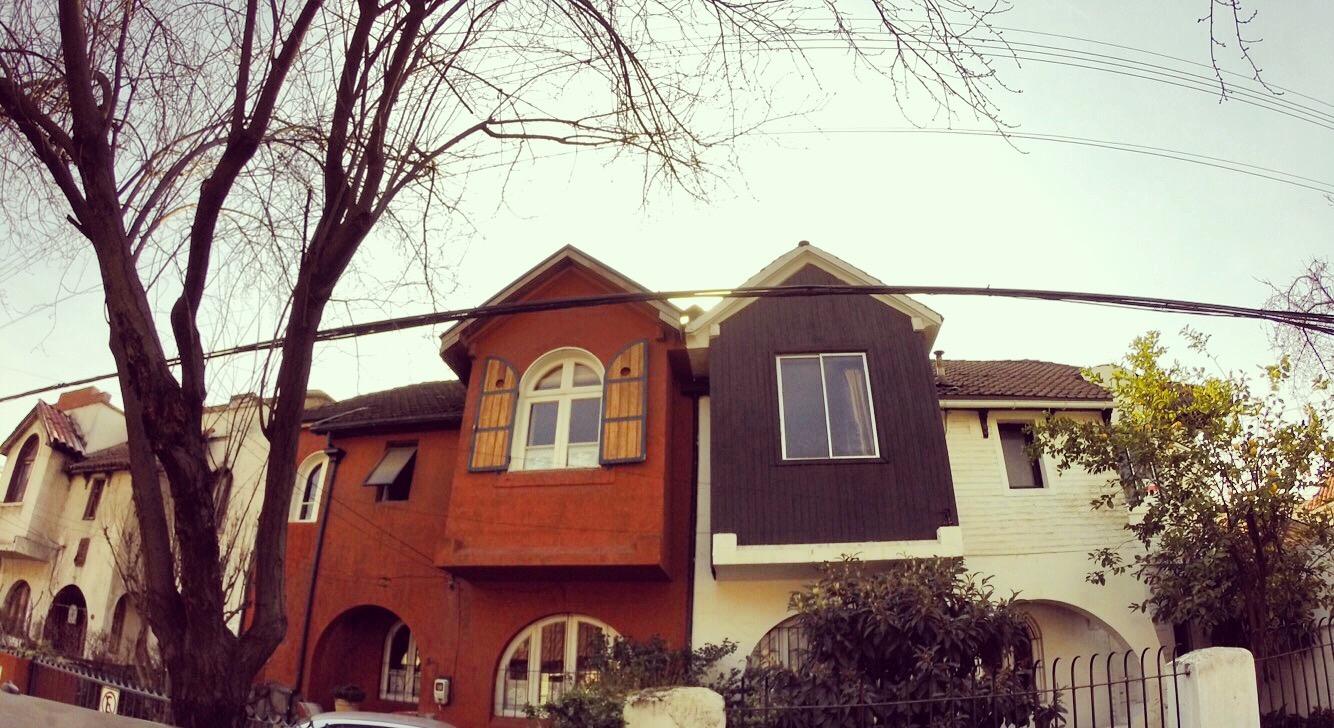 Luciano Kulczewski en Santiago   Parte 1: Comunidad Keller