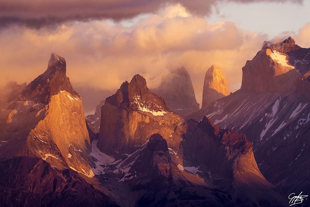¿Sabías cómo se formaron las Torres del Paine?