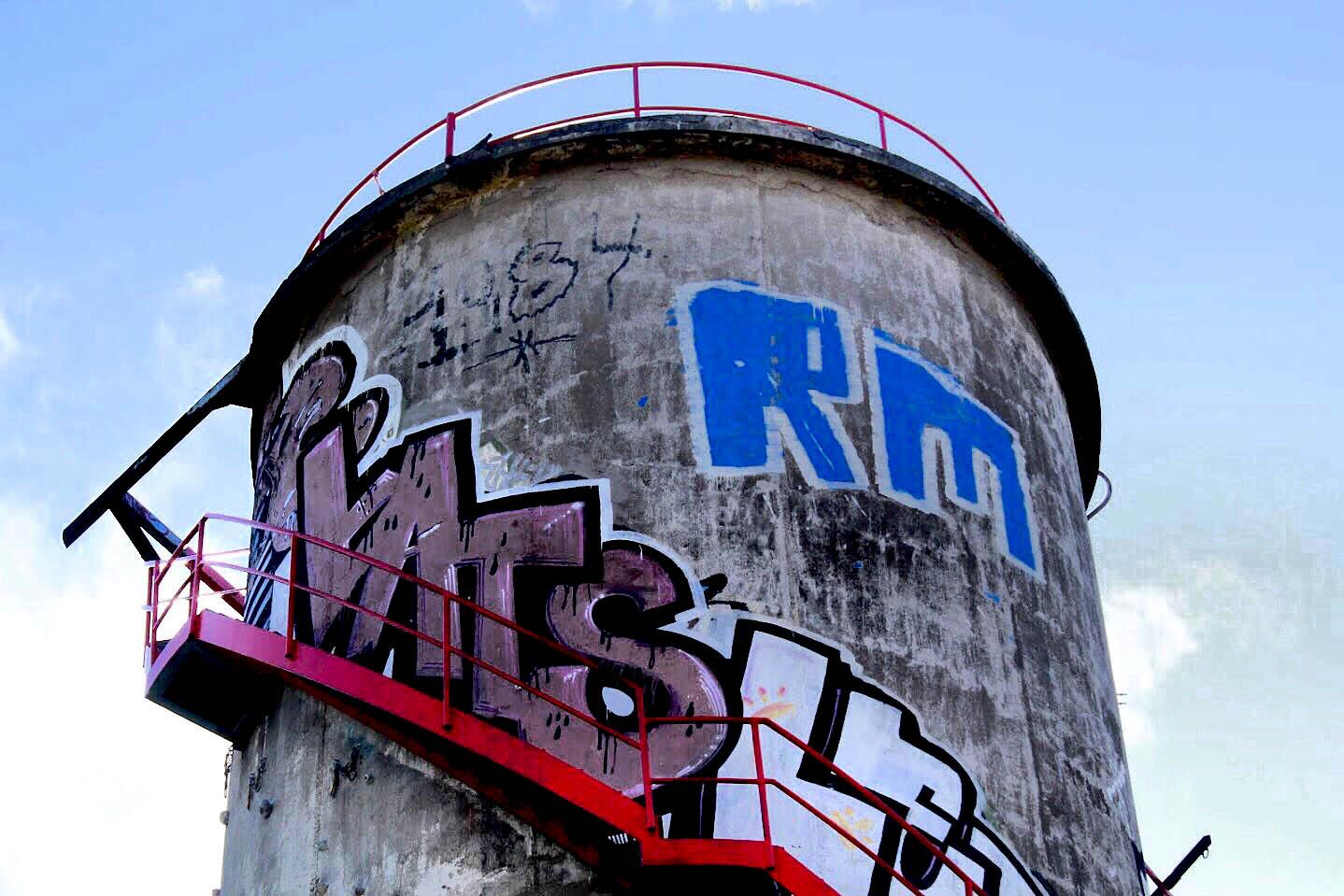 Ni herencia ni olvido: el destino de los silos del Parque de los Reyes