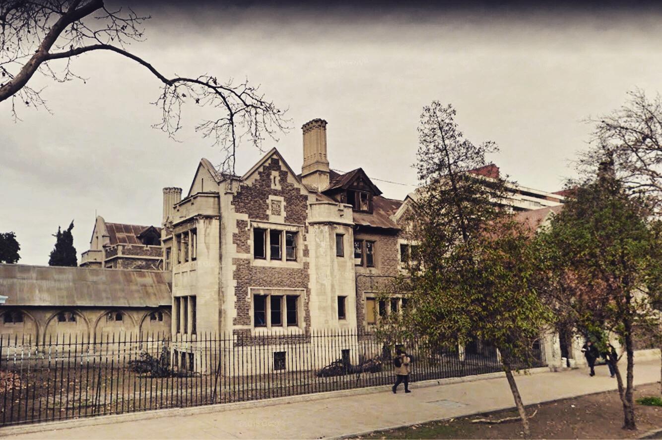 Lo que el tiempo se llevó | La casa de la familia Smith Miller en República