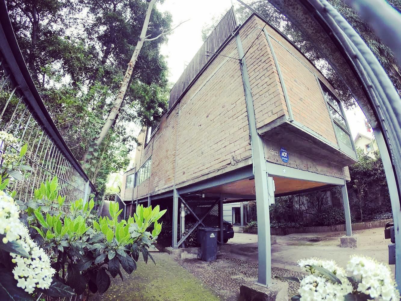 Estar estando | La casa del arquitecto Cristián Valdés