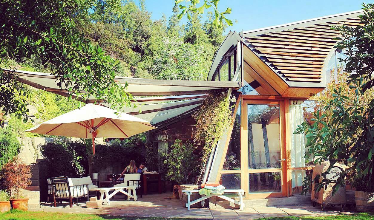 Elogio de Los Andes | La casa del arquitecto Jorge 'Pino' Sanchez