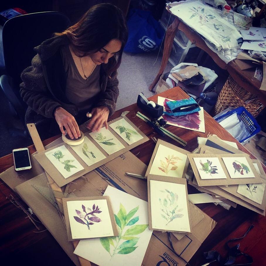 Rosario Moller | La naturaleza en lo cotidiano